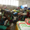 EARLY CHRISTMAS BRINGS JOY FOR UNDERPRIVILEGED CHILDREN