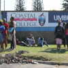 ANGER AS STUDENTS LOCKED OUT