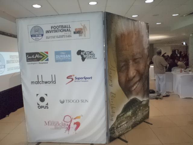 Madibas Giant Birthday Card For World Record Journalismiziko