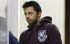 Dewani today awaiting trial Pictures by: