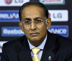 Former International Cricket Council CEO, Haroon Lorgat  was named as the Cricket South Africa new CEO on Saturday. Picture by EPA