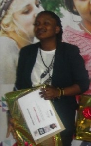 Sbongakonke Phila Mbatha, first prize winner for the poetry section at the DUT Writing Centre writing competition.  Featured Picture from www.terrystarbucker.com