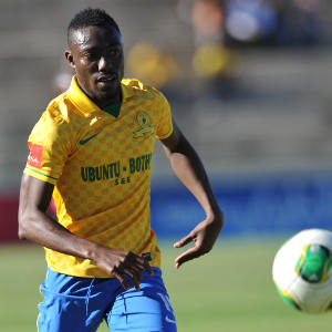 Bongani Zungu showing frustration in a game against arrows. Picture by: Supersport.com