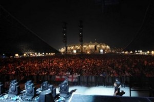 Nickelback Live in concert. Pictures from: