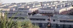 The settlement for the multi-billion rand Cornubia project. Photo courtesy of iol.co.za