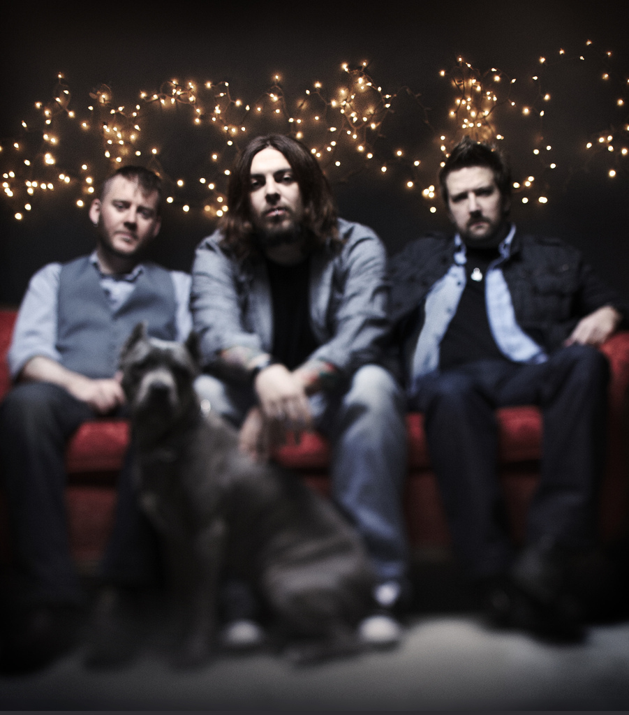 US SOUTH AFRICAN ROCK BAND SEETHER IS BACK