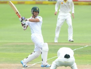 JP Duminy scores his century against Australia on day 2. Pictures by Cricket South Africa