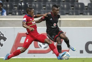 University of Pretoria shocked Orlando Pirates as they  collected maximum points in Mbombela on Saturday. Pictures from Soccer Laduma.