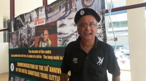 MK Veteran Sonny 'Bobby' Singh. Pictures by:
