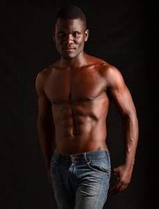 Ndumiso Shandu is ready to take on South Africa with the body that has earned him a spot next to South Africa's best models. Pictures by: Ndumiso Shandu