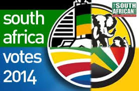 2014 general election banner with the major political parties. Picture from: thenewage.co.za