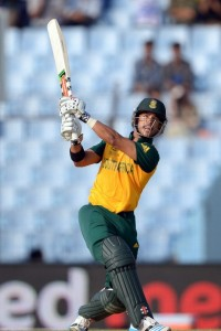 JP Duminy of South Africa en route to his unbeaten 86. Pictures by icc-cricket.com.