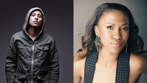 The new members that will join 5fm. DJ Warras and Tumi Voster both former YFM presenters, they will take over the 7-10 evening slot as of 5th May.  Pictures from: 5FM