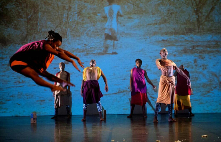 the jomba contemporary dance festival resumes