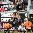 Cell C Sharks 10th September 2016 take on The Toyota Cheetahs at Growthpoint Kings Park in Durban in The Currie Cup Competition