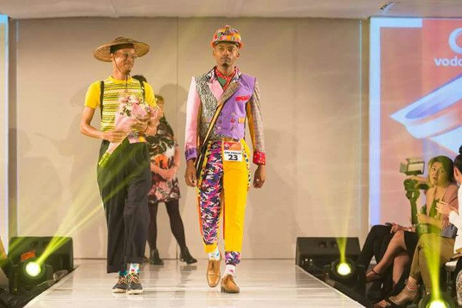 Aspiring Dut Fashion Student A Finalist In The Vodacom Durban July Young Designer Competition Journalismiziko
