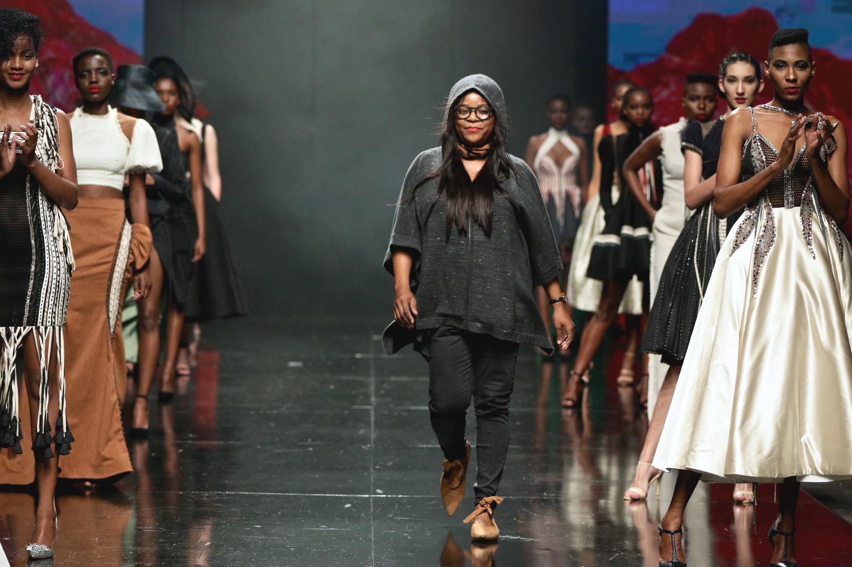 The 2018 DFF Durban Designer of the year winner - Zarth Designs