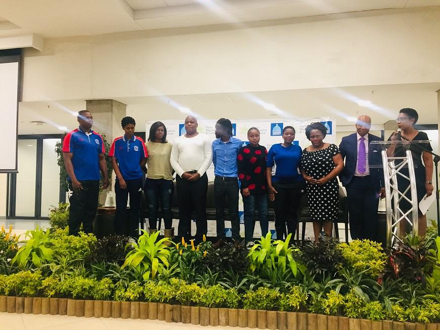 Representatives of various sport codes in KZN